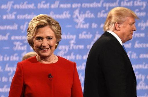 Rückenwind für Clinton