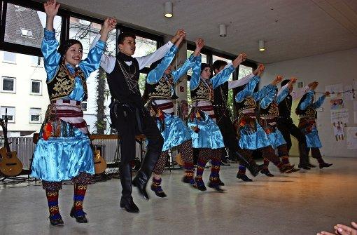 Gemeinsam singen und tanzen