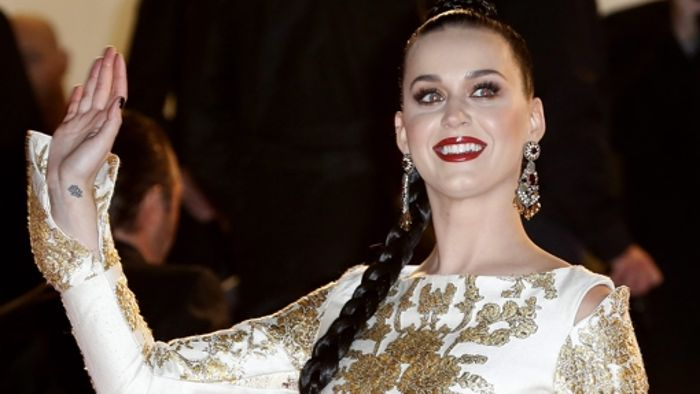 Katy Perry und One Direction räumen ab