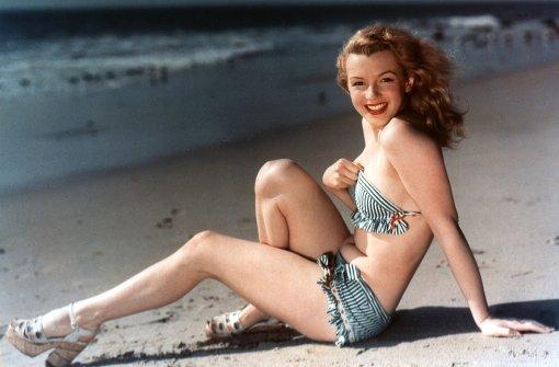 wenn Marilyn Monroe gegen Langnau Sex hat, ist