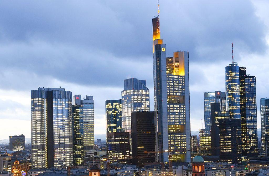 banken mit sitz in frankfurt