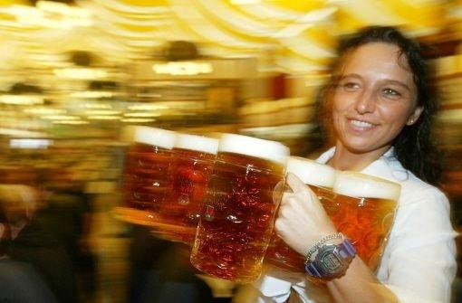 stuttgart volksfest bier