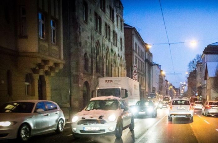 Grenzwert in Stuttgart überschritten: Kein Alarm, aber zu
