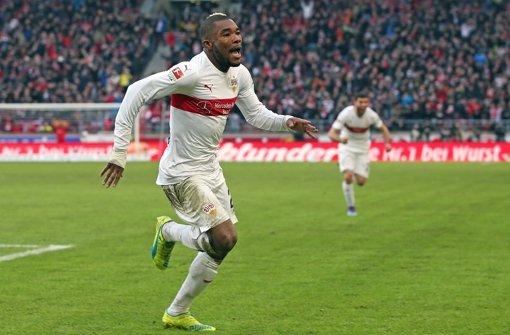 Hatte einen großen Anteil am Sieg des VfB: Mittelfeldmotor Serey Dié. Foto: Pressefoto Baumann