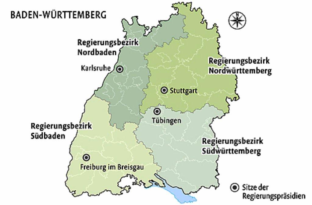 Baden Württemberg Karte.Baden Württemberg Grün Rot Will Landkarte Neu Zeichnen Baden