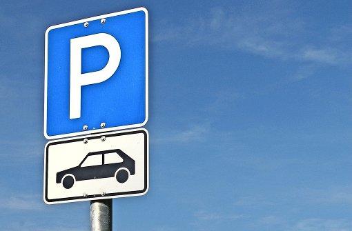 Wo parken Sie?