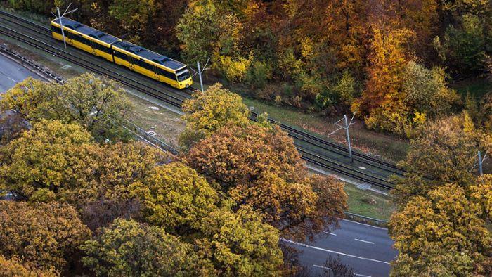 öffentlicher Nahverkehr Karlsruhe