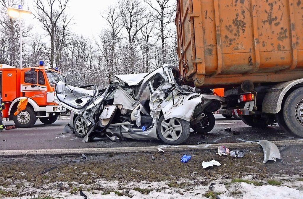 Unfall Weiterstadt Heute