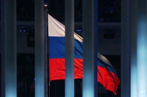 Weltverband schließt russische Gewichtheber aus