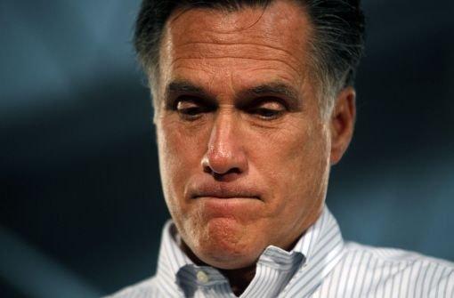 Hat es Mitt Romney nötig sich einen Sieg bei einem Stimmungstest der Konservativen zu erkaufen? Foto: AP