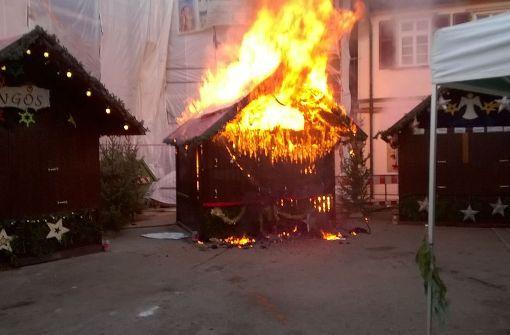 Feuerwehr verhindert Brandkatastrophe