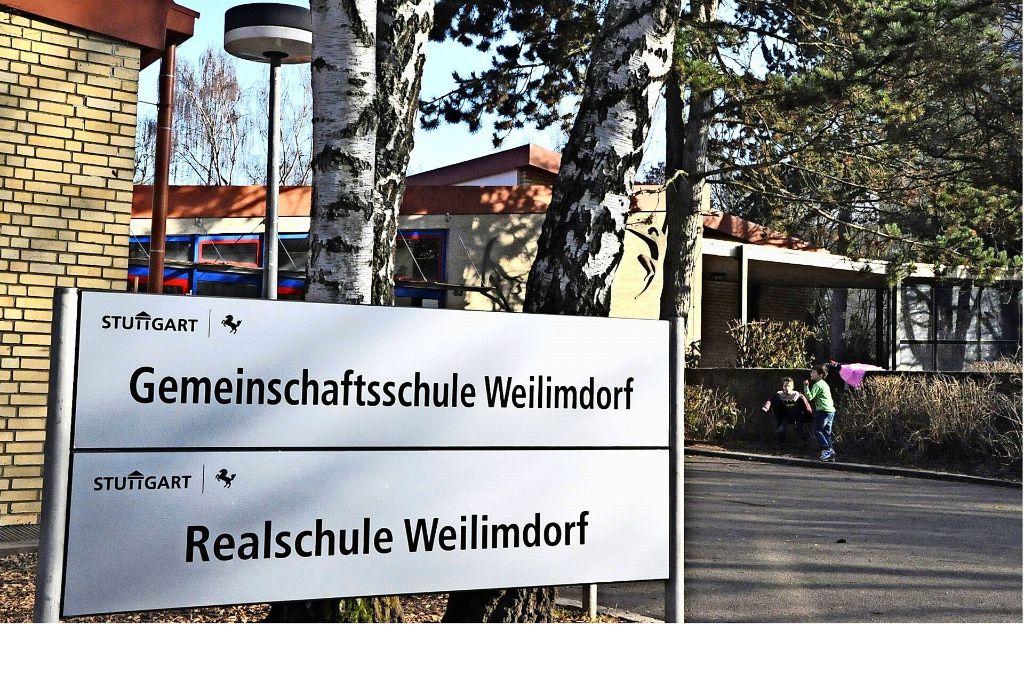Schule In Stuttgart Weilimdorf Alte Wunden Sind Wieder Aufgerissen