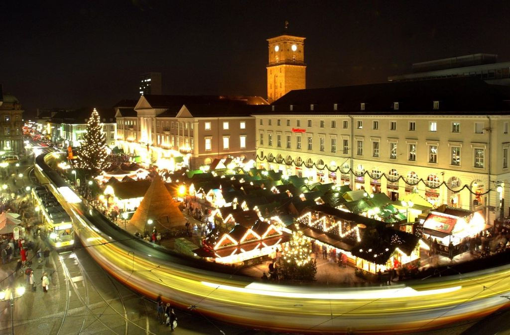 Karlsruhe Weihnachtsmarkt.Nach Anschlag In Berlin Keine änderungen Auf Christkindlesmarkt In