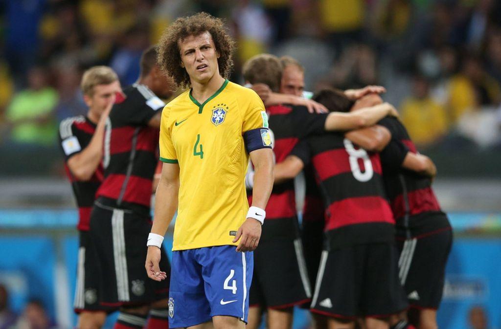 Wm 2014 Brasilien Gegen Deutschland 7 1 Wunder Und