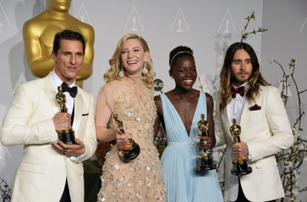 And The Oscar Goes To 12 Years A Slave Als Bester Film Geehrt