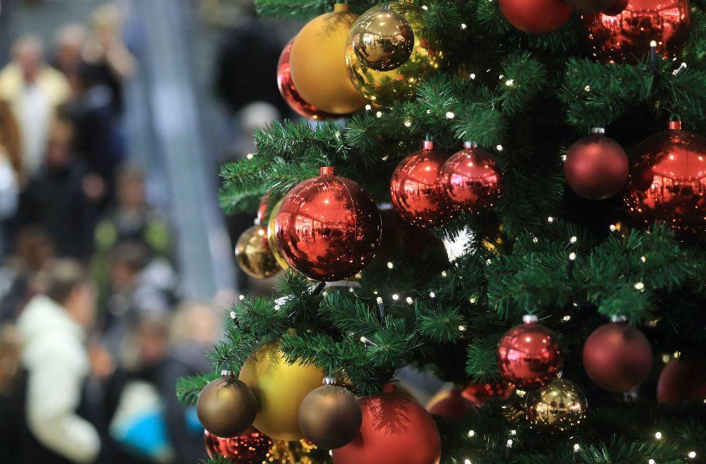 foto aktion wer hat den sch nsten weihnachtsbaum. Black Bedroom Furniture Sets. Home Design Ideas