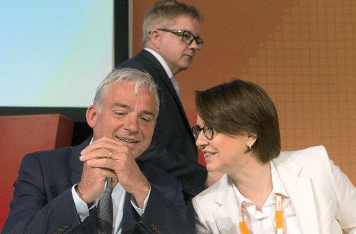 CDU stimmt für Regierung mit den Grünen