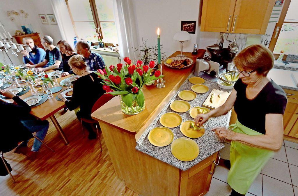 Frau Krause In Bondorf Ein Restaurant Der Ganz Anderen Art