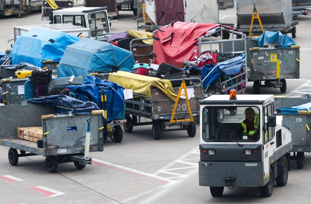 Airberlin Gepäckverlust