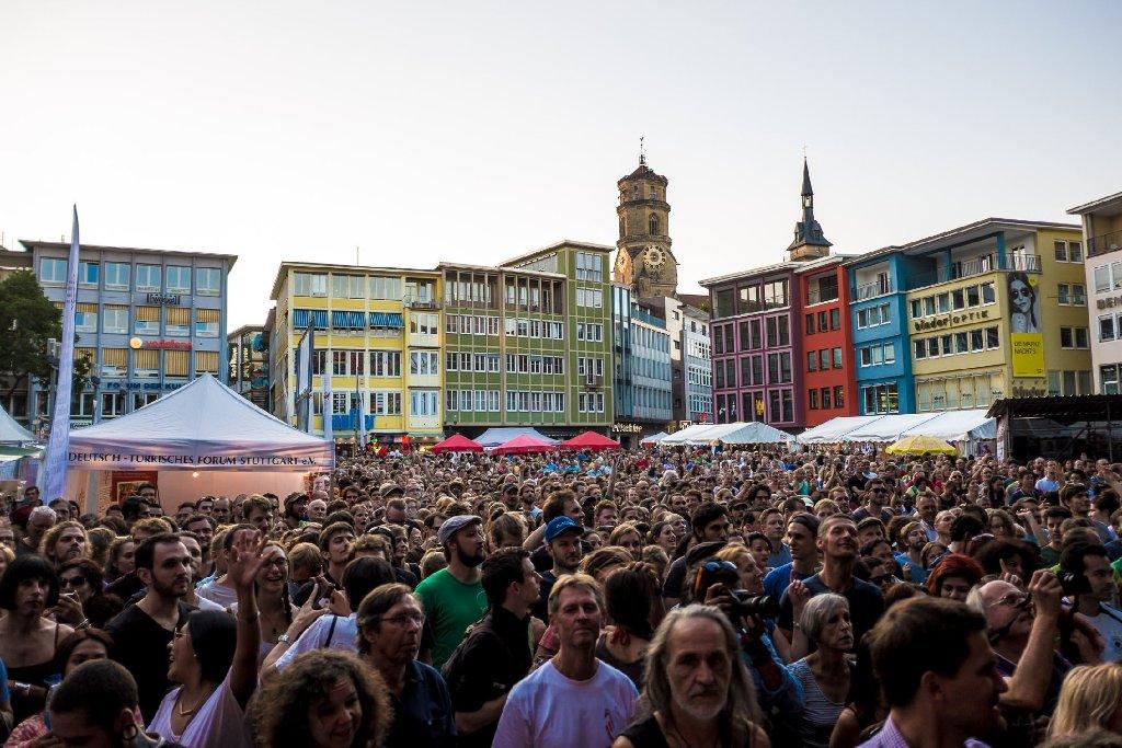 Festival bekanntschaften