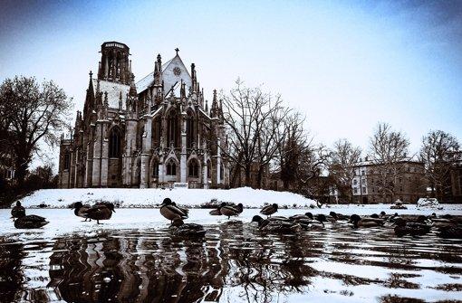 Die Johanneskirche ist ein Kulturdenkmal von besonderer Bedeutung. See und Umfeld sind ebenfalls schützenswert Foto: Dirk Müller