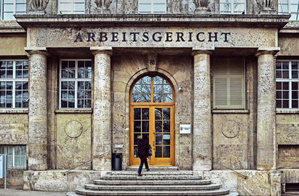 Prozess Am Arbeitsgericht Schlechte Aussicht Für Mitglied Des Bosch