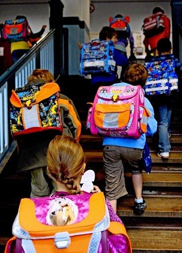 Die Zahl der Grundschüler steigt rasant