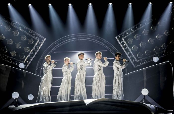 "Take That: Musical ""The Band"" kommt nach Deutschland"
