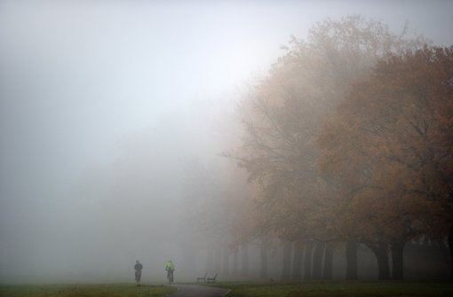 Am Wetter kann man eh nichts ändern Foto: dpa-Zentralbild