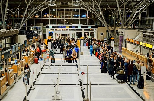 Streik trifft 10.000 Stuttgarter Passagiere