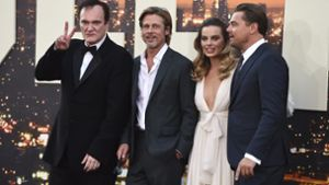 """Once Upon A Time In... Hollywood"" feiert Premiere"