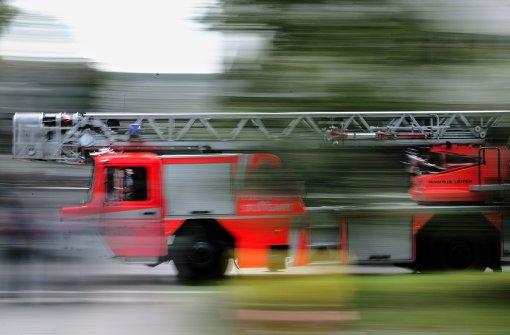 Feuerwehr löscht Romantik
