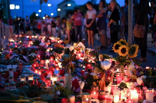 Minister Herrmann: Ärzte sahen bei Amokläufer eher Suizidgefahr