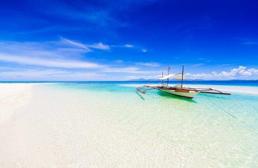 Da sind die schönsten Inseln der Philippinen