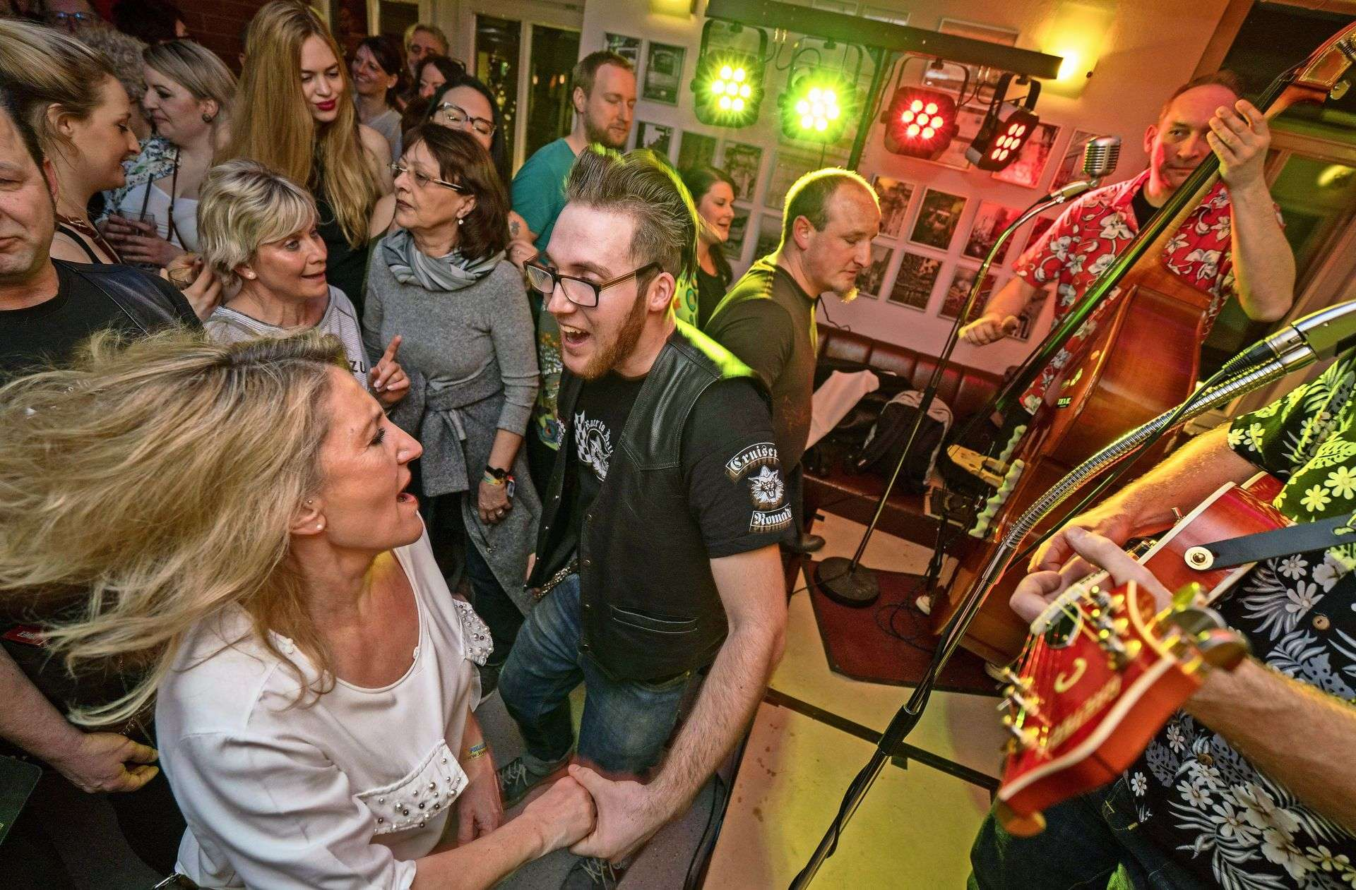 Kneipenfestival in Böblingen: Mehr als 3500 Besucher