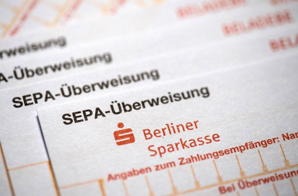 Echtzeit Uberweisungen Banken Mussen Mehrwert Bieten Wirtschaft Stuttgarter Nachrichten