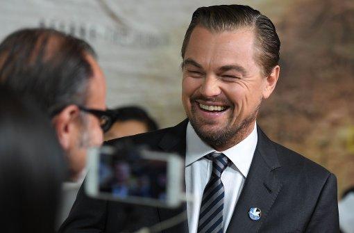 Diese Stars kamen zu DiCaprios Filmvorführung bei den UN