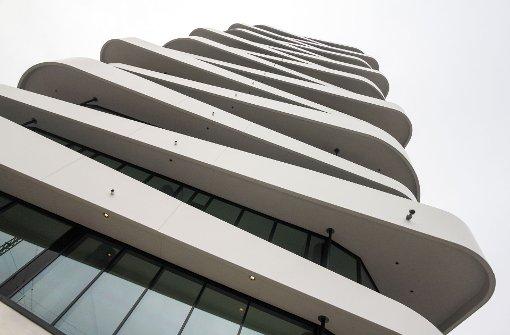 Hochhaus Sky: Über den Dächern Bietigheims