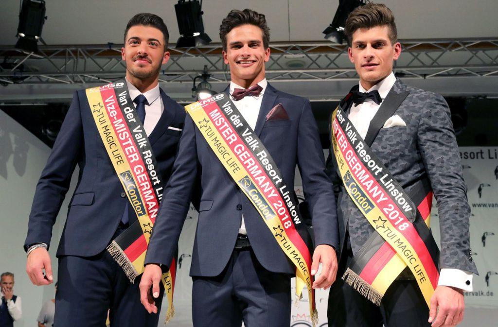 Mister Germany 2020