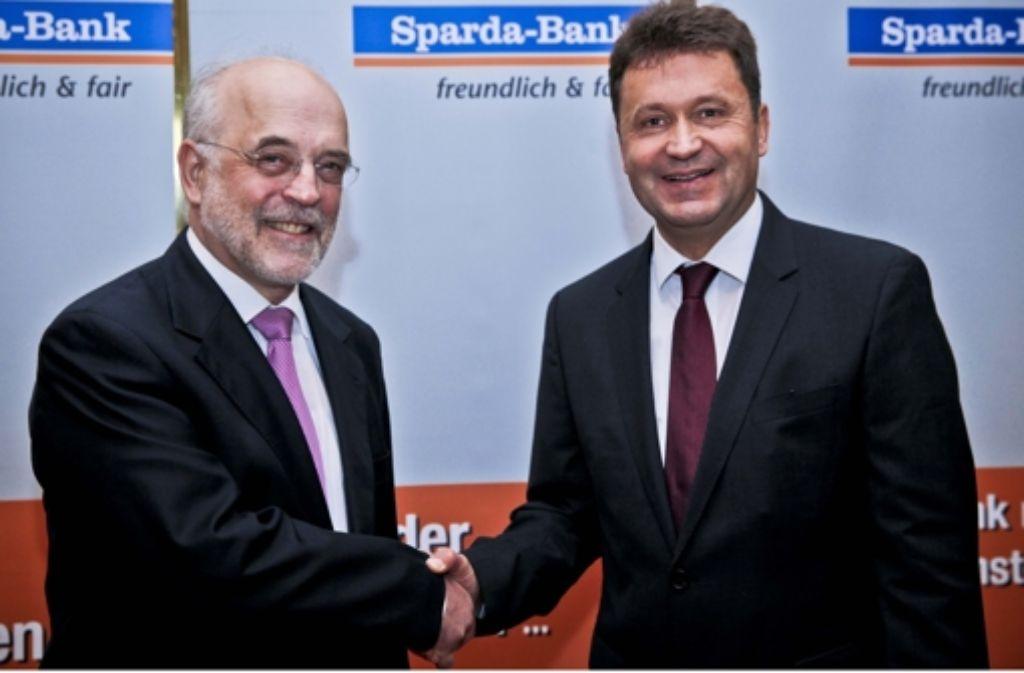 Sparda Bank Baden Wurttemberg Warmherziger Abschied Von