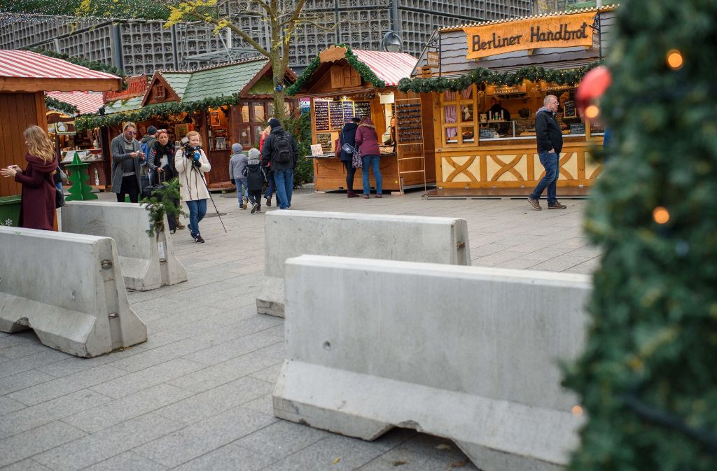 Weihnachtsmarkt Berlin Offen.Terroranschlag Im Vergangenen Jahr Berliner Weihnachtsmarkt Wieder