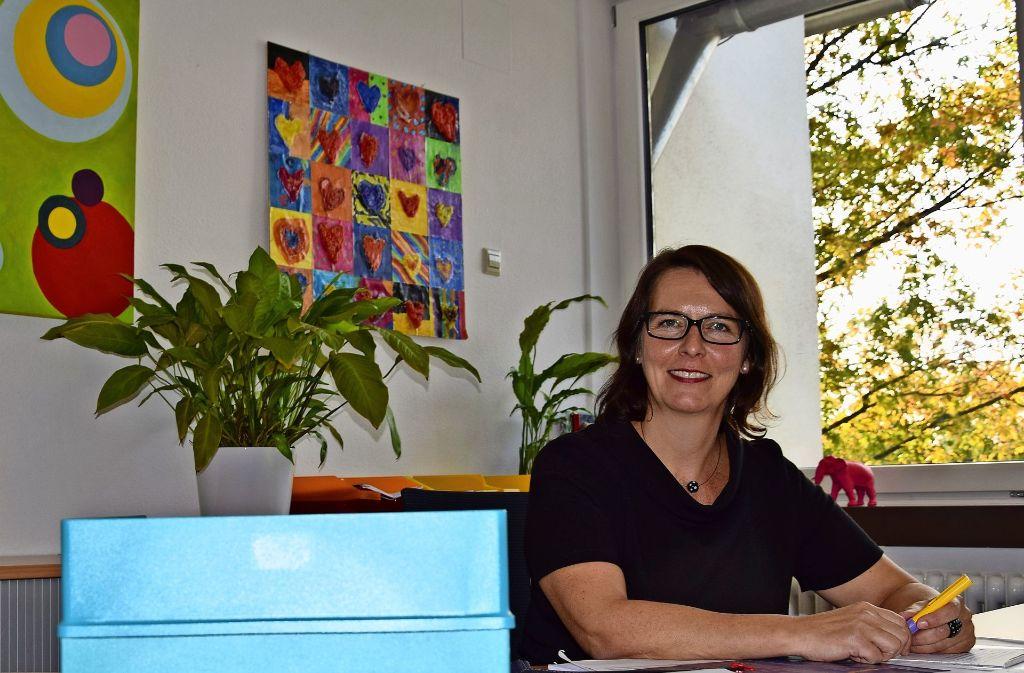 pestalozzischule stuttgart rohr neue rektorin will gute stimmung im haus vaihingen. Black Bedroom Furniture Sets. Home Design Ideas