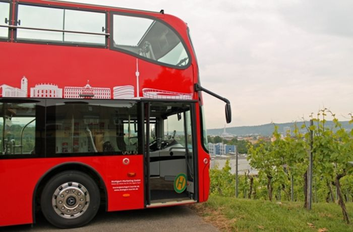 Citytour in Bad Cannstatt: Neue Haltestelle