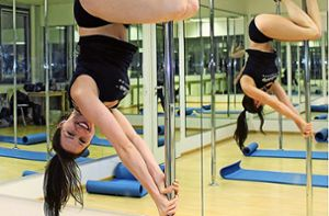 Trendsport Pole Dance: Krafttraining in High Heels