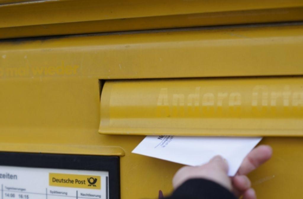 Letzte Leerung Der Briefkästen Postkunden Müssen Sich Sputen