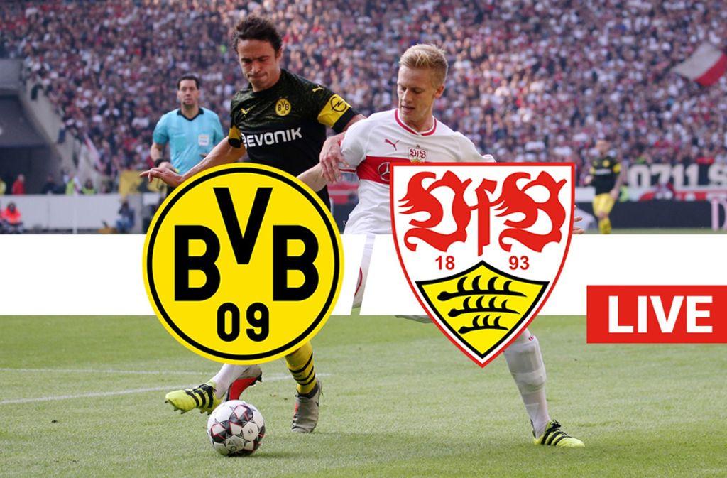 Dortmund Gegen Stuttgart