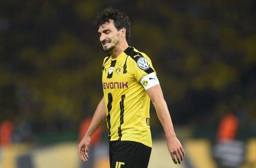 Hummels hat Vertrag bei den Bayern unterzeichnet
