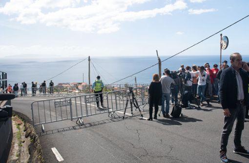 Unglück Auf Madeira