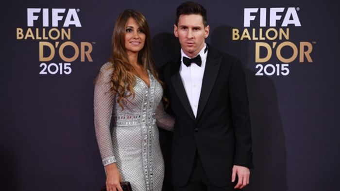 Smoking statt Trikot beim Ballon d'Or