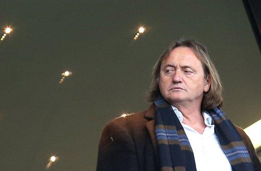 Das ist der Aufsichtsrat Martin Schäfer